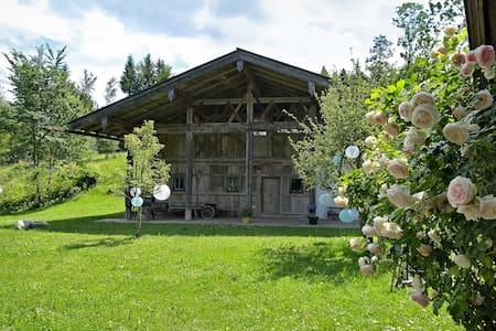 Traumhafte 5-Sterne Ferienwohnung  - Bernau am Chiemsee