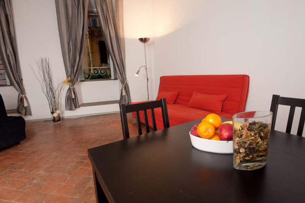 Modern comfort in the oldest Rome