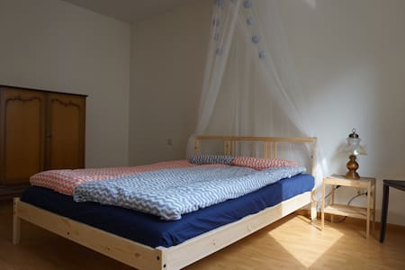 Room - 100m to S-Bahn by Heidelberg - Huoneisto