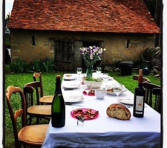 Family bungalow in Morvan Burgundy - Dům