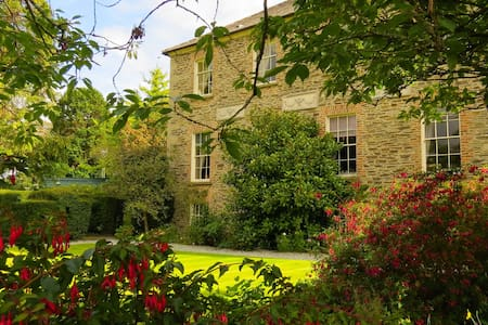 Kilmokea Country Manor & GardensB&B - Campile, New Ross.  - Bed & Breakfast