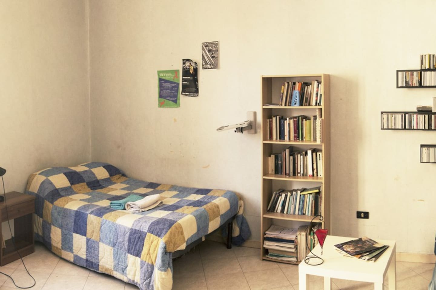 Huge room for your  holidays in Naples