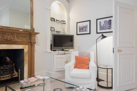 1BD Knightsbridge Garden Square - London - Apartment