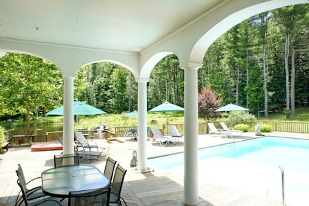 Gorgeous B&B with pool/spa - Woodstock - Bed & Breakfast