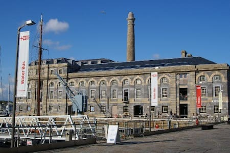 Royal William Yard. High Spec Apt.  - Plymouth - Apartamento