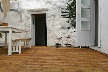 Renovated 2bd cave-house - Carrizal de Tejeda - Haus