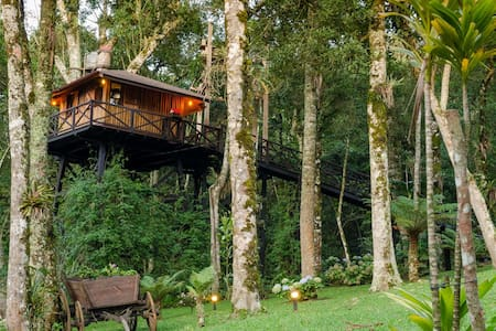 Cozy TreeHouse in Monte Verde - MG (Brazil) - Treehouse