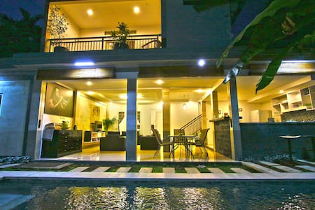 Villa Manik in Seminyak next to Kudeta beach - Kuta - Villa