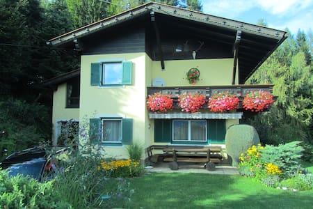 "Lodge ""PanoView"" - Keutschach - House"