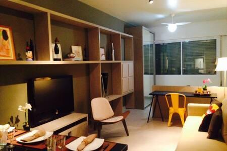 São Paulo no melhor endereço - São Paulo - Apartment
