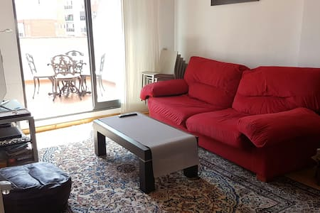 DOUBLE ROOM+WIFI+TERRACE - Valencia