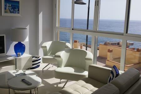 Apartamento en Playa con vistas al mar, 10 - Taliarte - Apartamento