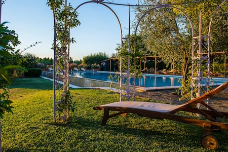 Villa Il Patriarca - Suite Fellini - Chiusi - Bed & Breakfast