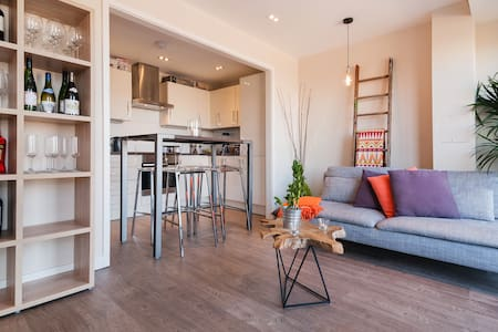 Double room by Shoreditch Park - London - Apartment