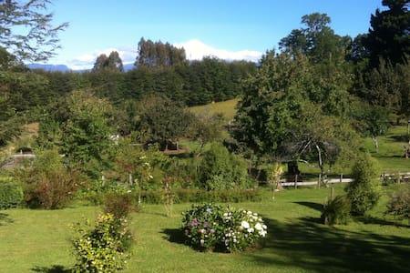 Villarrica - Cabane