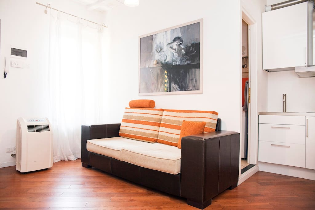 Studio Apartment in Elegant Area