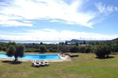 Villa Laurina - Great Garda view