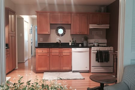 Chic condo minutes from DC Metro - Reston - Apartamento