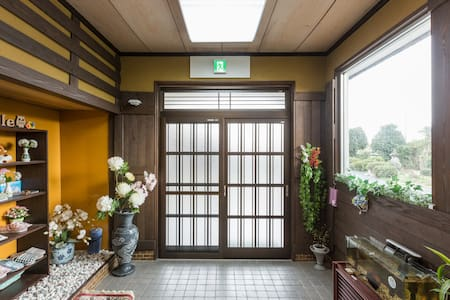 六人部屋 - 高岛市 - Ryokan (Japonia)
