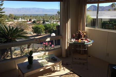 Fabulous Views in South Palm Desert - Palm Desert - Bed & Breakfast