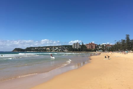 On Manly Beach, Amazing Views!! - Appartamento