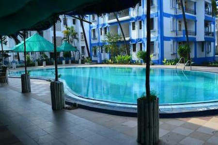 Cozy  apartment Candolim beach - Apartment