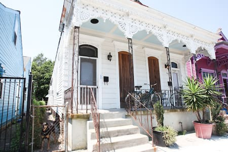 Historic Bywater Victorian Double
