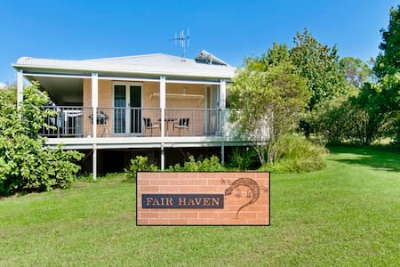 Fair Haven Private Rural Retreat - Bed & Breakfast