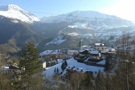 Bilocale in montagna a 1h da Milano - Oltre Il Colle - Apartmen