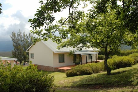 Kloofsig holiday cottages number 5 - Casa