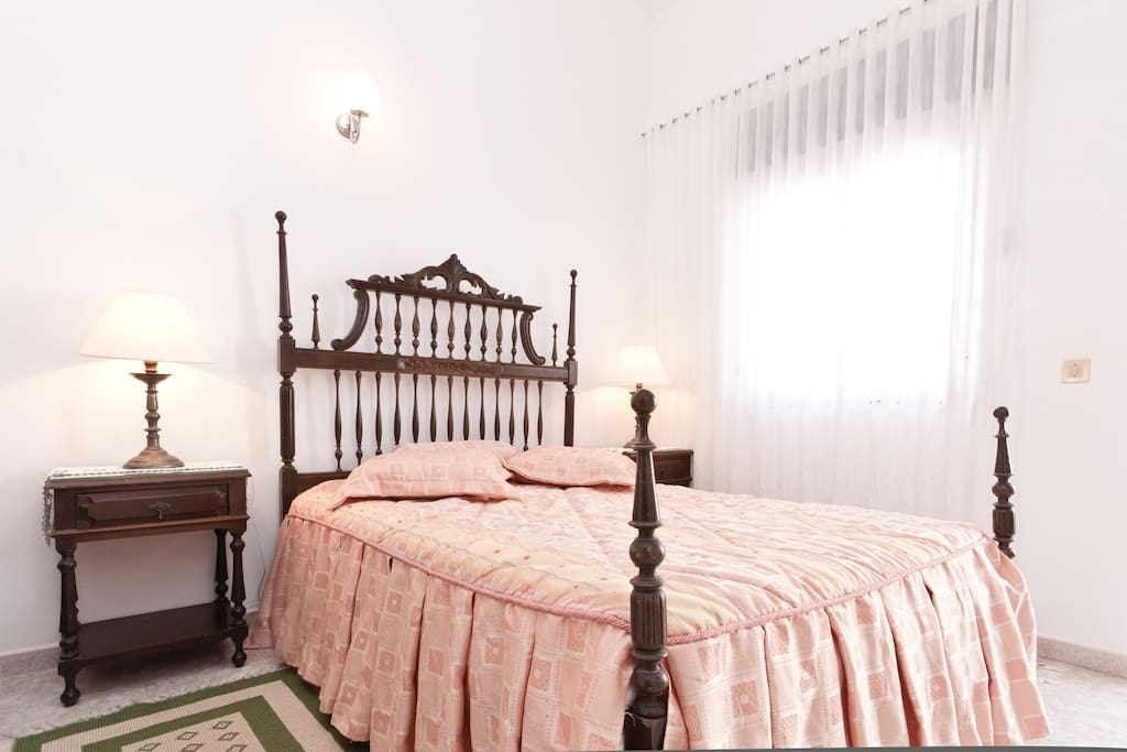 Spacious Double Room with Balcony!