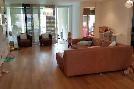 Moderne, grosse, kinderfreundliche Wohnung - Wohnung
