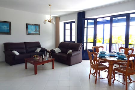 Best views in Puerto Calero - Puerto Calero - Wohnung