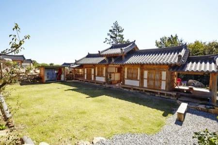 산애(愛)-가족이 머물기 좋은 땅끝 해남의 작은 한옥민박, 산들바다애 - Bukpyeong-myeon, Haenam-gun - Casa