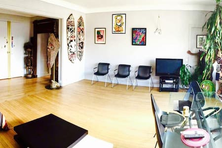 Modern Exotic Flat 100m2 with View - Neuilly-sur-Seine - Apartment