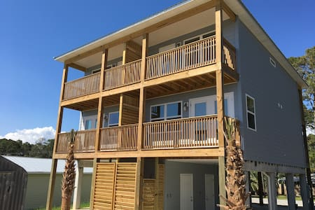Brand New 2BR in Mexico Beach - Mexico Beach - Ortak mülk