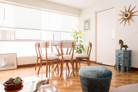 Stylish & comfy Central Miraflores! - Miraflores - Apartment