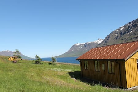 PRIVATE COTTAGES ON THE FIORD - Chalet