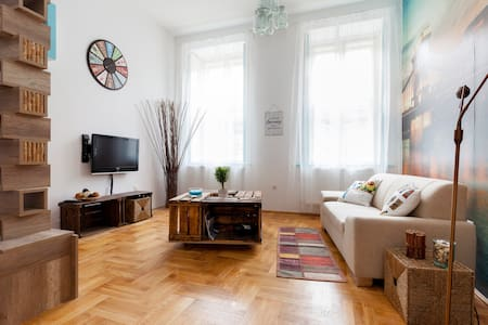 Apartment Gourmet in Budapest - Wohnung