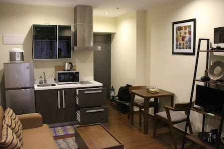 36/Floor Studio Unit at the heart of Makati City - Makati - Appartement en résidence