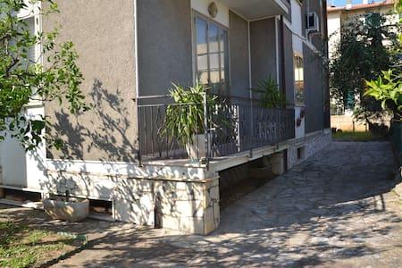 Casa al mare con ampio giardino - Wohnung