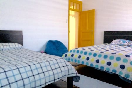 2 Guests ** Double bed** - Hus