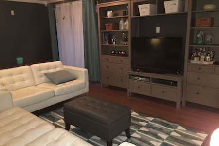 Cozy & Private Just Minutes to DC - Apartamento