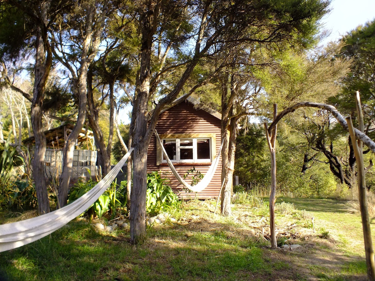 Eco Cabin - our natural tiny house