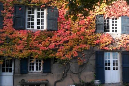 Etage mansardé, bien aménagé, 3 chambres - Saint-Chamond - Helt våningsplan