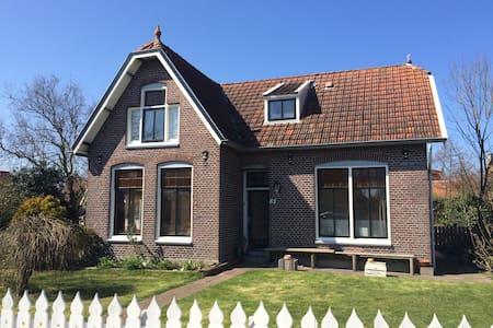 Villa Kakelbont - Huis