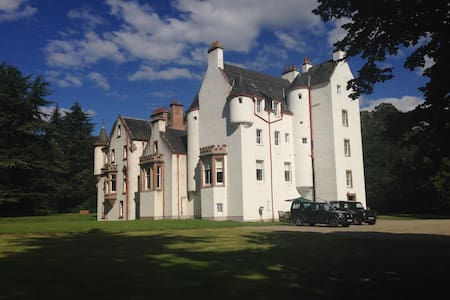 Erchless Castle - Highland