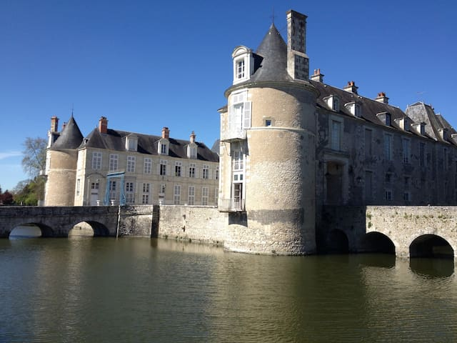 CHARMANT APPARTEMENT DANS CHATEAU - Castle