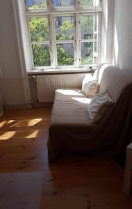 Nice room in the center of Frederiksberg - Frederiksberg - Lejlighed