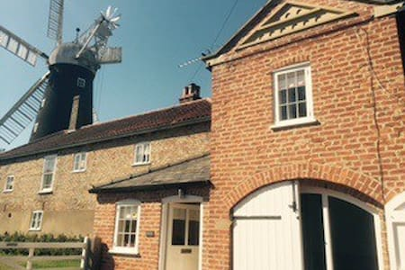 Charming family friendly Lincolnshire coach house - Alford, Lincolnshire - Talo